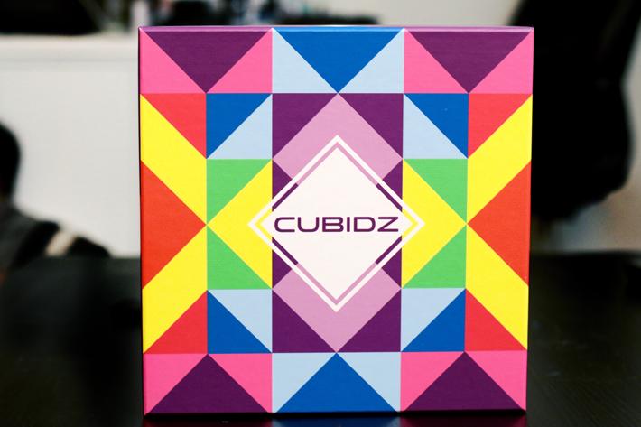 cubidz packaging