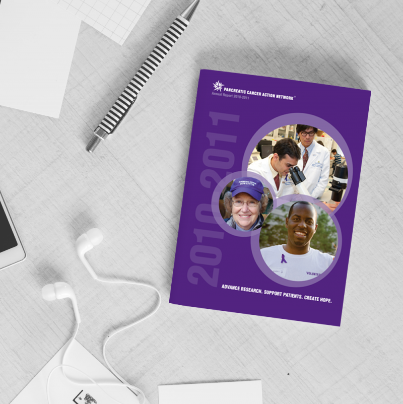 pancreatic cancer action network annual report