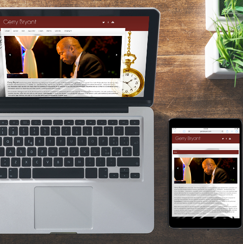 Gerry Bryant Website
