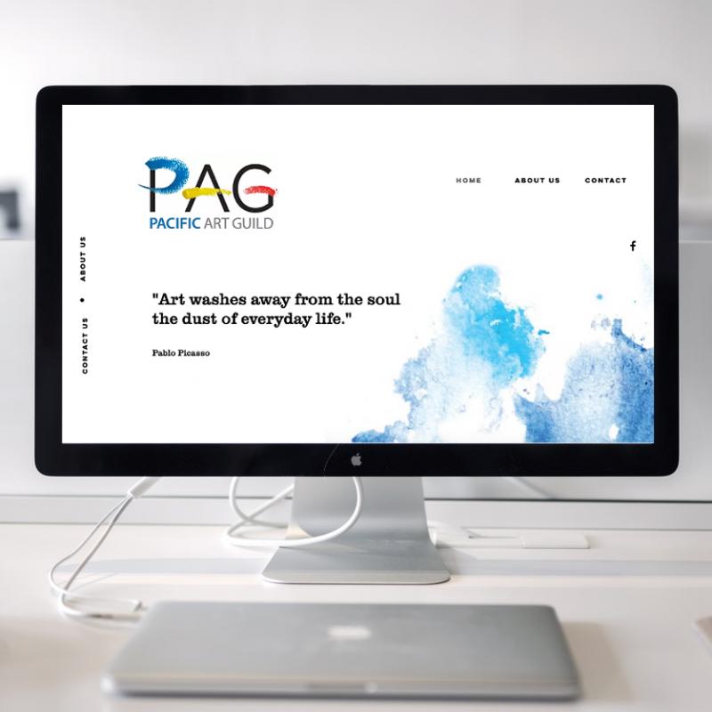 pacific art guild website