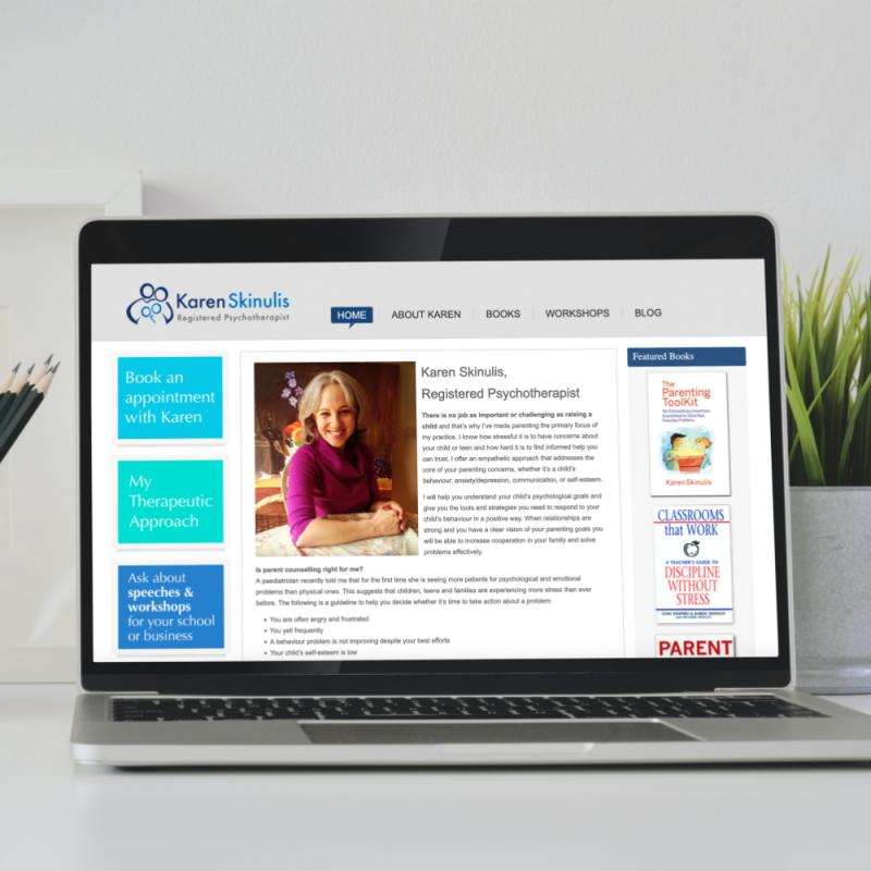 Parent Talk Website