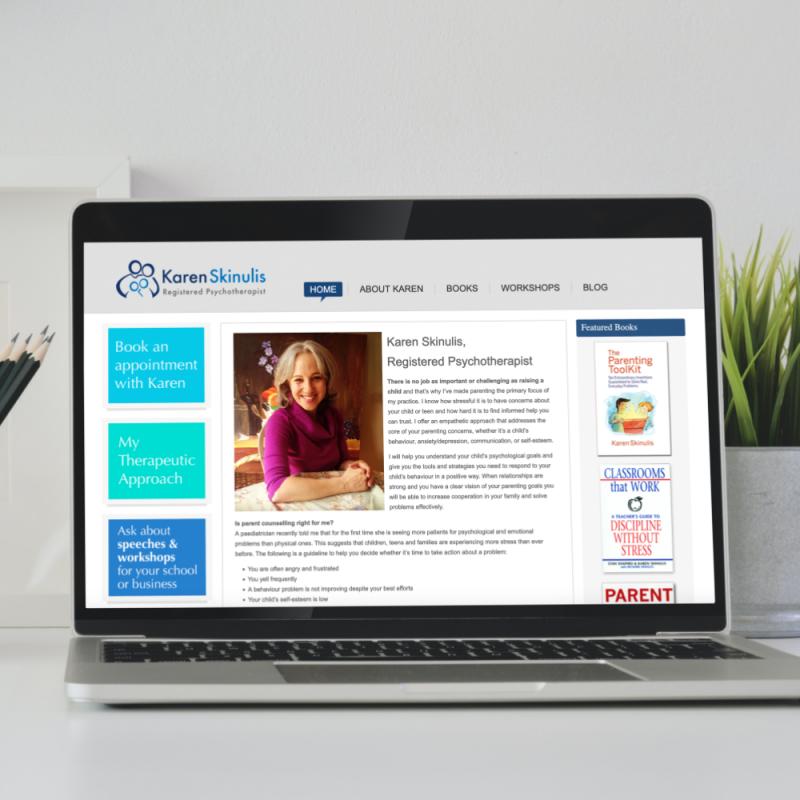 Parent Talk Website