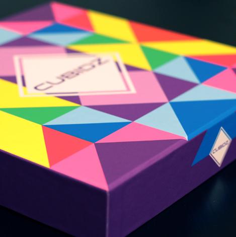 Cubidz Box Design
