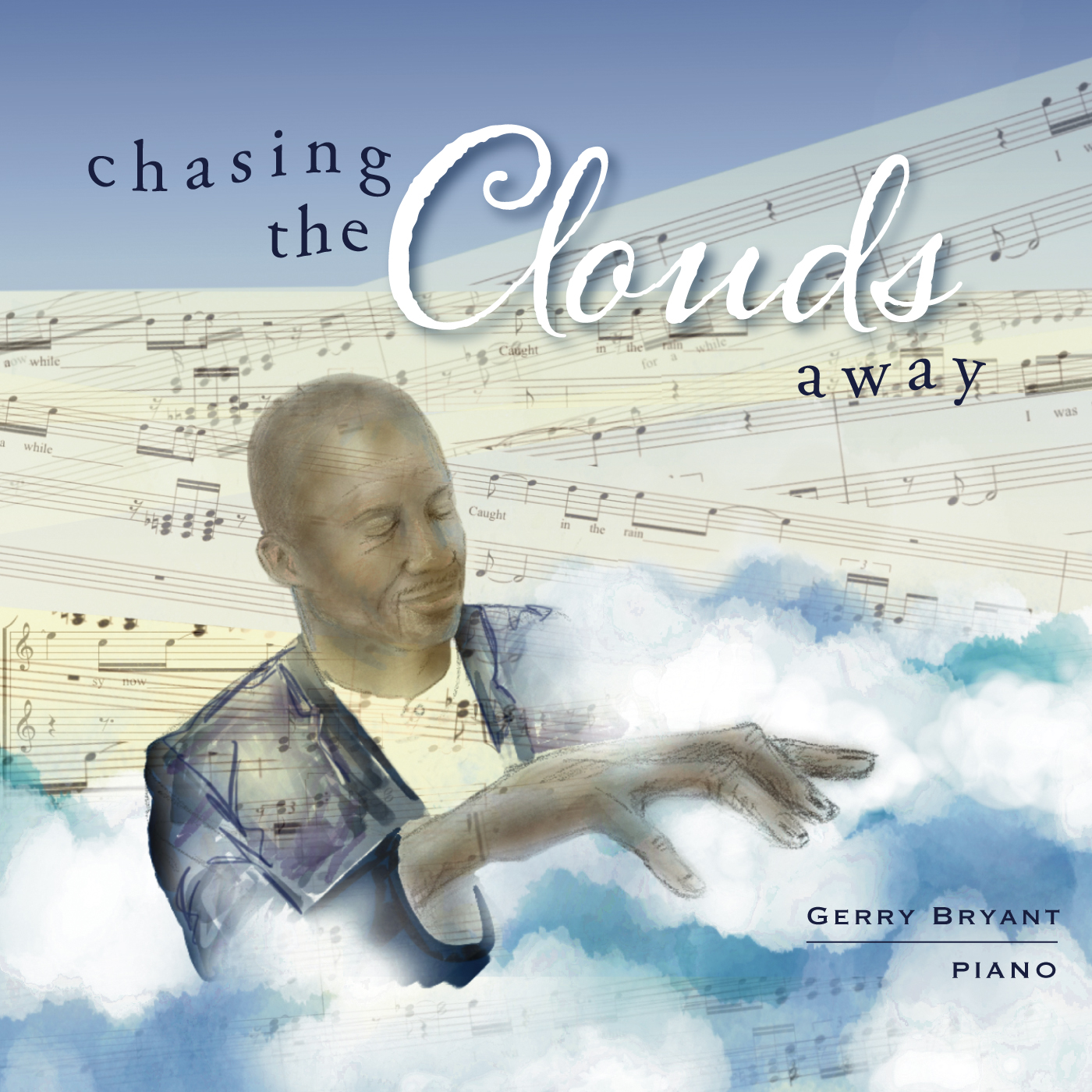 Chasing the Clouds Away CD cover