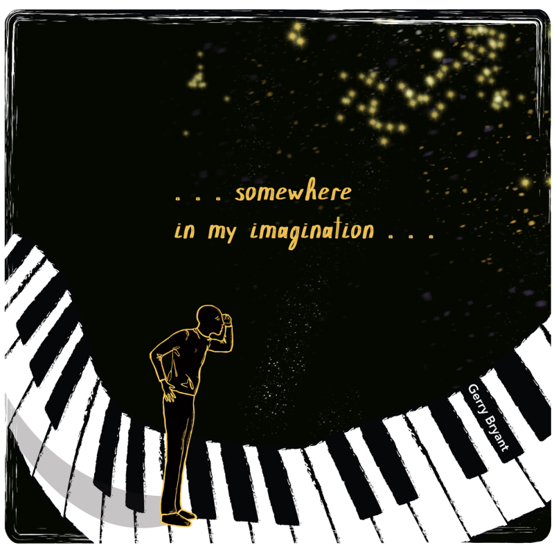 Somewhere in My Imagination CD cover