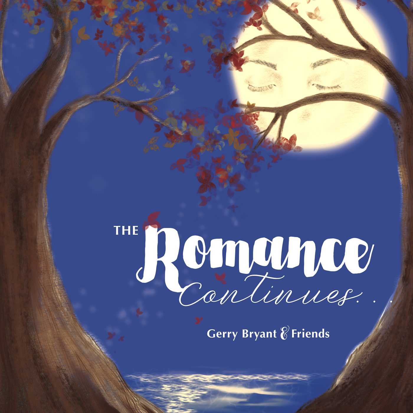 The Romance Continues CD cover